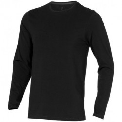 Ponoka long sleeve men's organic t-shirt