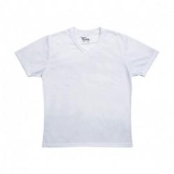 Damski koszulka v-neck do sublimacji, SUBLI PLUS