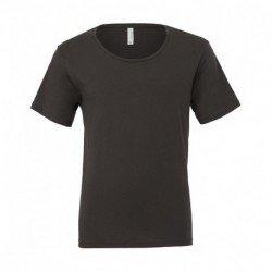 Męski T-shirt, WIDE NECK