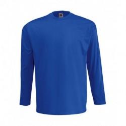 Męska koszulka z długim rękawem, VALUEWEIGHT T