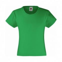 Dziewczęca koszulka, VALUE WEIGHT T