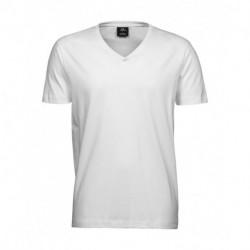 Męska koszulka, FASHION V-NECK
