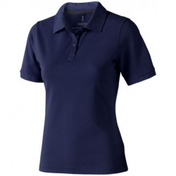 Calgary short sleeve women's polo