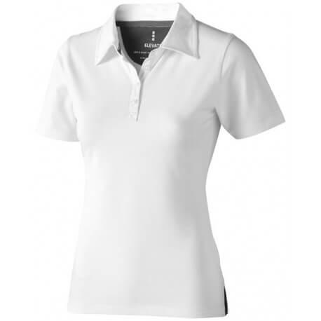 Damska koszulka polo ze stretchu, MARKHAM