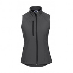 Ladies` Softshelll Gilet