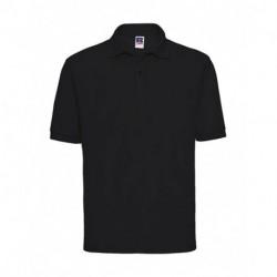 Męska koszulka polo z włókien mieszanych