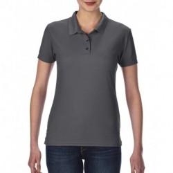Damska koszulka polo, PERFORMANCE® DOUBLE PIQUE