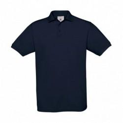 Męska koszulka polo, SAFRAN PIQUE