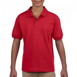 Kids` DryBlend® Jersey Polo