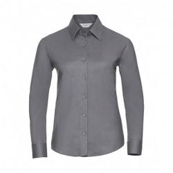 Damska koszula z długim rękawem, OXFORD