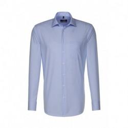 Męska koszula z długim rękawem, MODERN FIT FINE LINER SEIDENSTICKER
