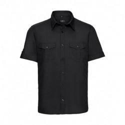 Men`s Roll Sleeve Shirt