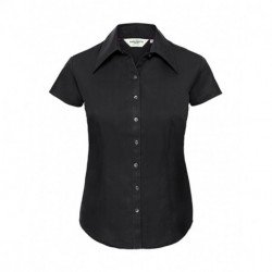 Damska koszula z krótkim rękawem, TENCEL