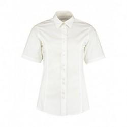 Damska koszula z krótkim rękawem, CITY BUSINESS