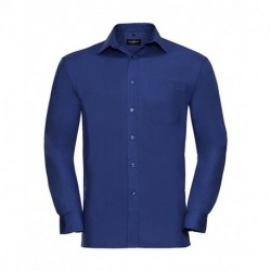 Cotton Poplin Shirt LS