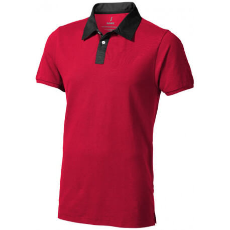 York short sleeve polo