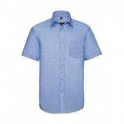 """Męska koszula z krótkim rękawem """"bez prasowania"""""""