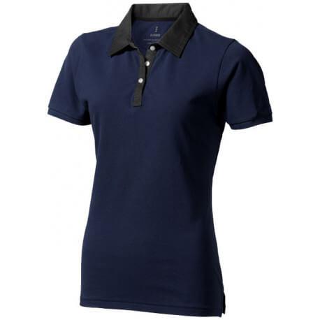 York short sleeve ladies polo