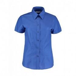 Damska koszula z krótkim rękawem, OXFORD WORKWEAR