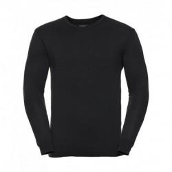 Męski sweter v-neck