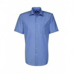 Męska koszula z krótkim rękawem, MODERN FIT