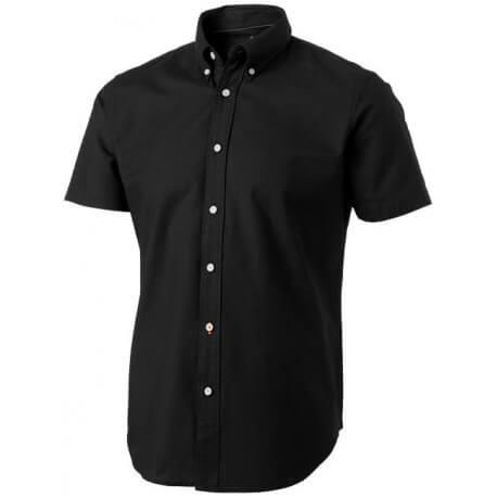 Męska koszula z krótkim rękawem, MANITOBA