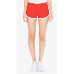 Women`s Interlock Running Shorts