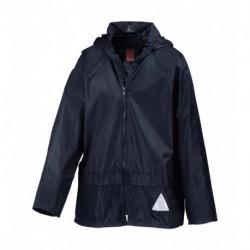 Dziecięce ubranie na niepogodę (kurtka i spodnie)