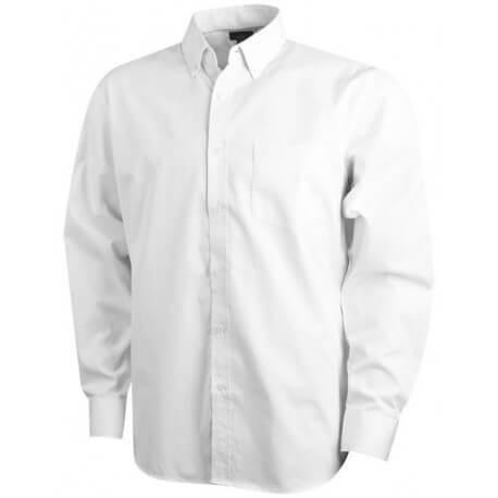 Męska koszula z długim rękawem, WILSHIRE