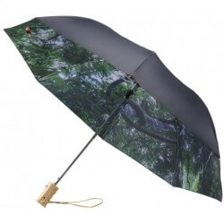 """Forest 21"""" foldable auto open umbrella"""
