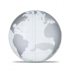 Szklana kula z wzorem kuli ziemskiej, MY WORLD