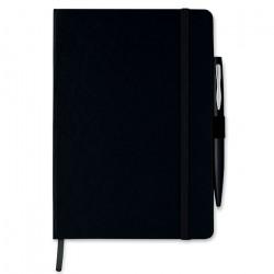 Notatnik A5 z długopisem, NOTAPLUS