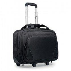"Biznesowa torba na kółkach na laptop 17"", MACAU TROLLEY"
