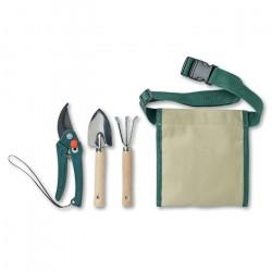 Zestaw narzędzi ogrodniczych 3-elementowy, DIGGO