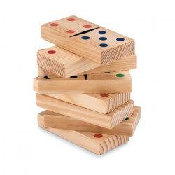 Domino w opakowaniu, DOMINO