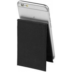 Etui na karty płatnicze RFID ze stojakiem, PREMIUM