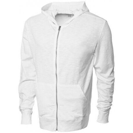 Męska rozpinana bluza z kapturem, GARNER