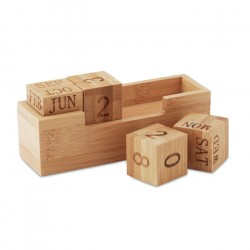 Kalendarz bambusowy, KARENDA
