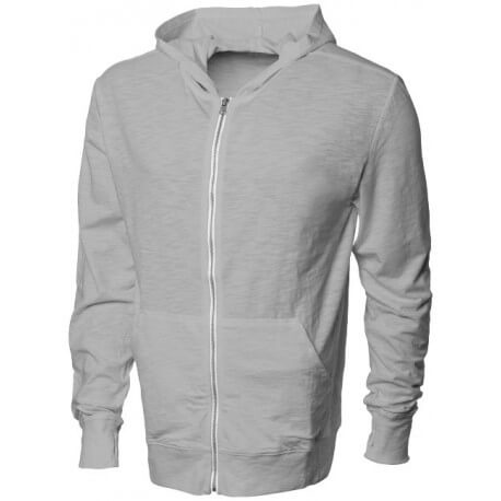 Garner full zip hooded sweater