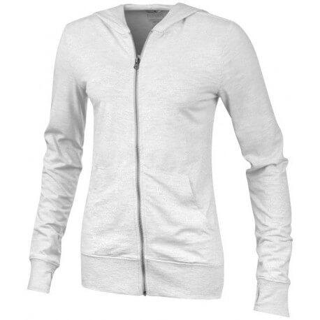 Damska rozpinana bluza z kapturem, GARNER