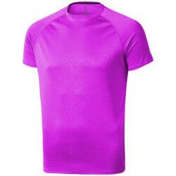 Męski sportowy T-shirt, NIAGARA COOL FIT