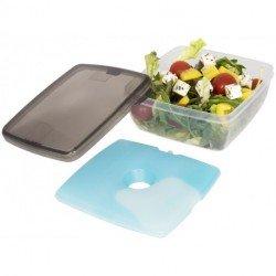 Pudełko na żywność Glace z wkładką chłodzącą.