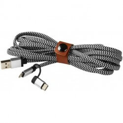 Paramount fabric cable - BK