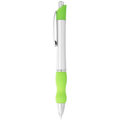 Bubble ballpoint pen with comfortable grip