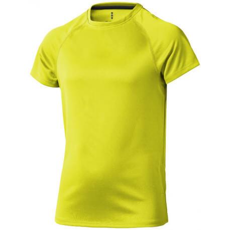 Dziecięcy sportowy T-shirt, NIAGARA COOL FIT