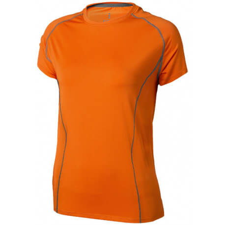 Damski sportowy T-shirt, KINGSTON COOL FIT