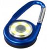 Eye COB light with carabiner