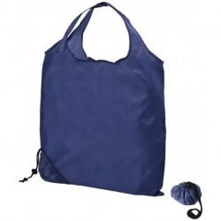 Scrunchy shopping tote bag