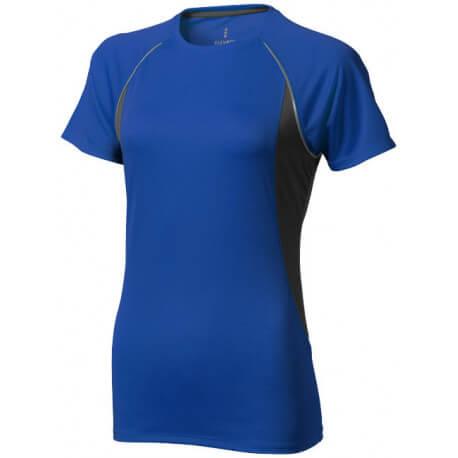 Damski sportowy T-shirt, QUEBEC COOL FIT
