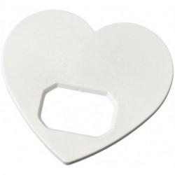 Otwieracz do butelek w kształcie serca, AMOUR